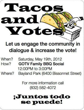 Tacos y Votes