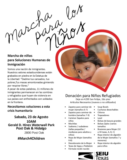 March for Children Leaflet-Partners-2